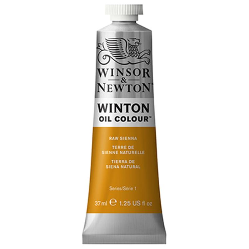 WINTON OLJE 37ML 552 RAW SIENNA