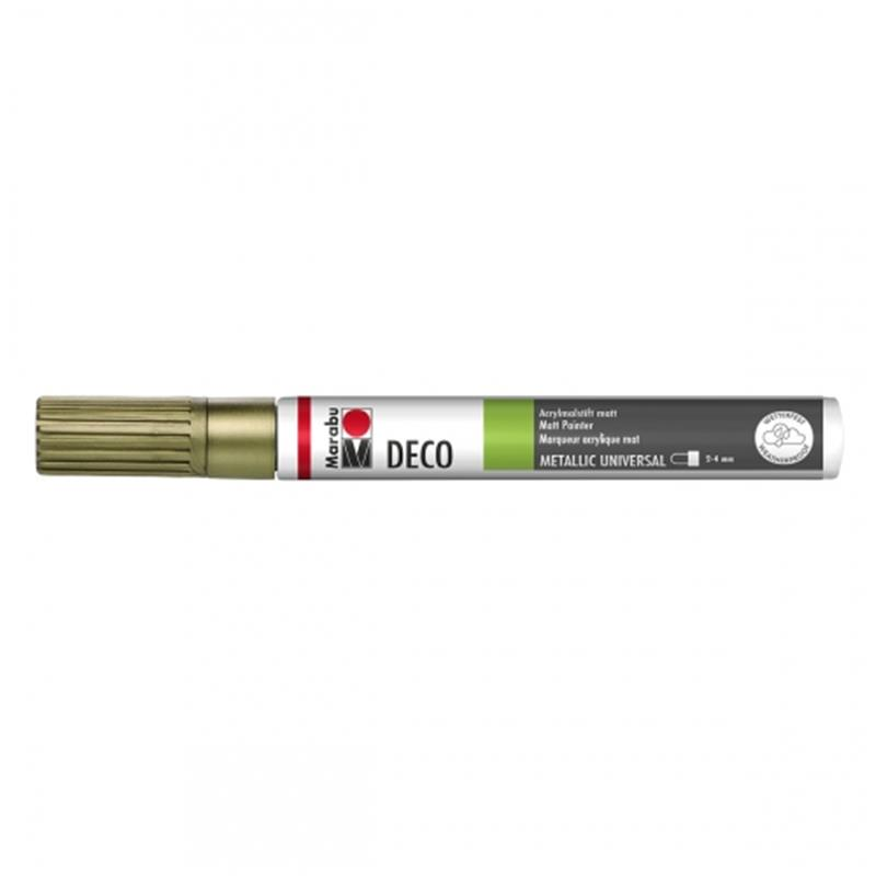 DECO PAINTER 3-4MM ZLAT 084