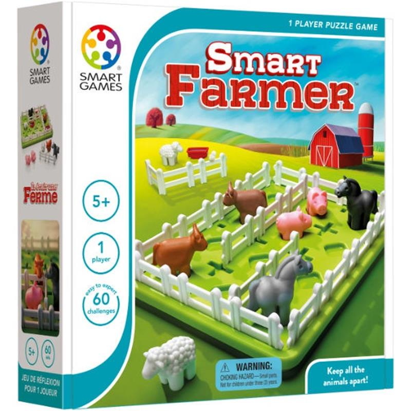 SMART GAMES PAMETNI KMET