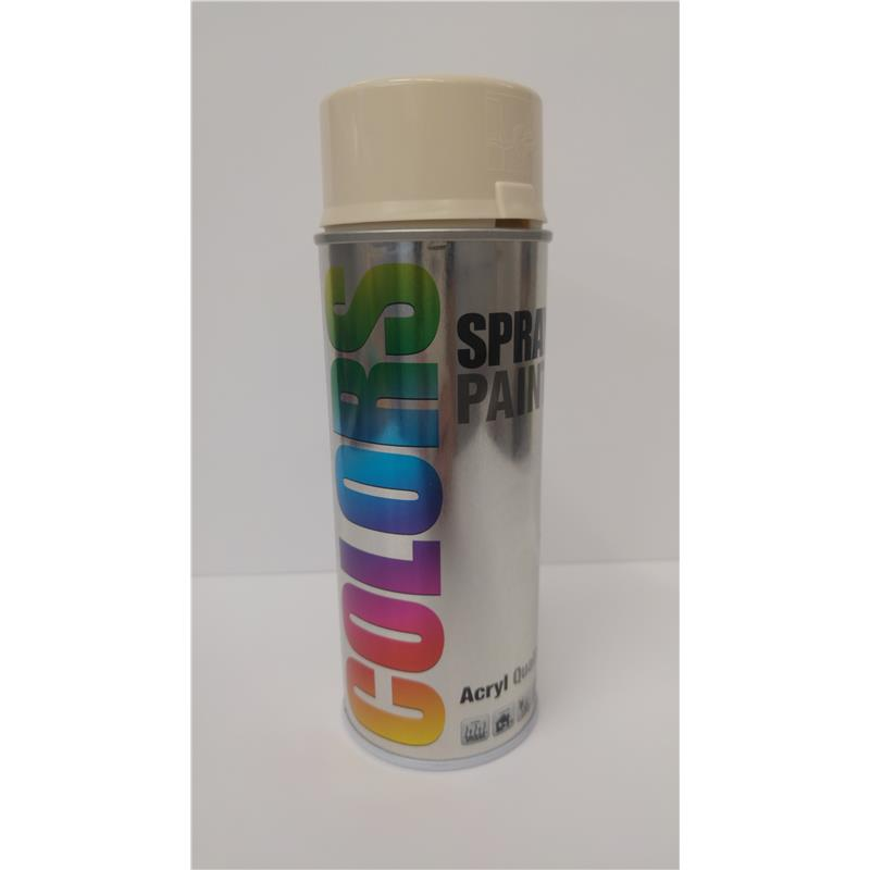 SPREJ COLORS 400ML RAL 1015