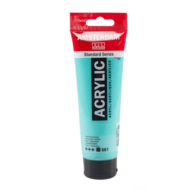 AMSTERDAM AKRIL 120ML 661