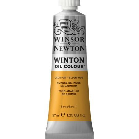 WINTON OLJE 37ML 109 CADMIUM YELLOW HUE