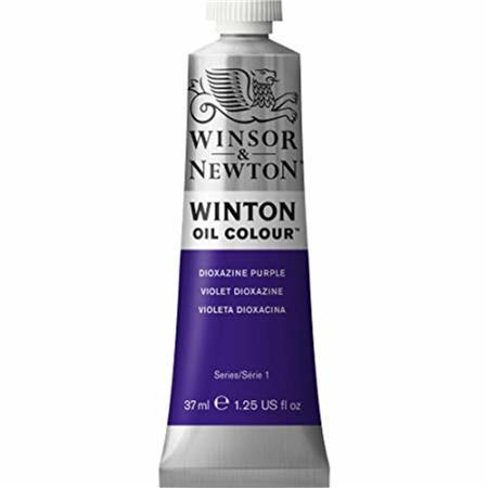 WINTON OLJE 37ML 229 DIOXAZINE PURPLE