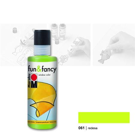 FUN.FANCY 80ML 061 BLEDO ZELENA