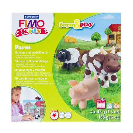 FIMO KIDS FARM ANIMALS