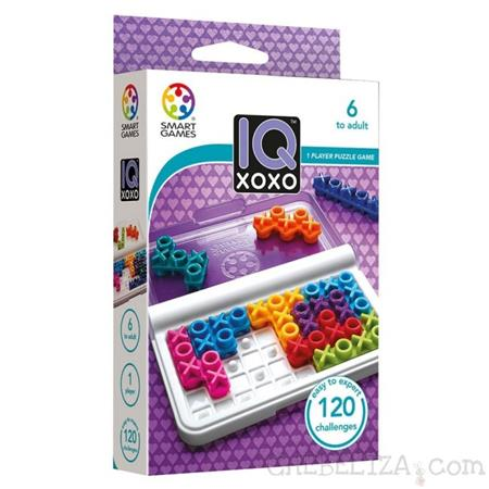 SMART GAMES IQ XOXO