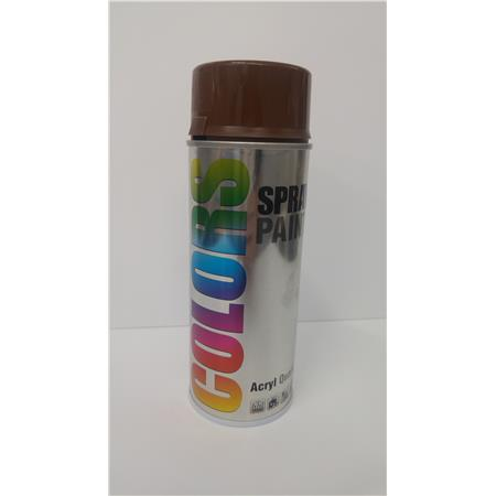 SPREJ COLORS RAL8011 400ML
