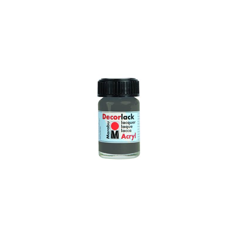 DECORLACK ACRYL 15ML SIVA 078
