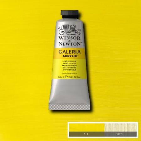 GALERIA 60ML LEMON YELLOW